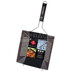 Сковорода-гриль для барбекю Forester BQ-N14 с антипригарным покрытием, 30 см