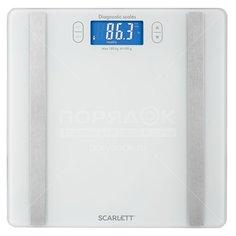 Весы напольные Scarlett SC-BS33ED85 до 180 кг