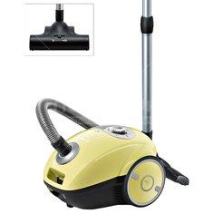 Пылесос с мешком Bosch BGL 35MOV41 желтый, 2.4 кВт
