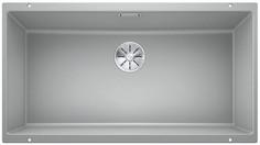 Кухонная мойка Blanco Subline 800-U InFino жемчужный 523144