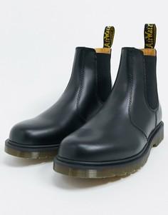 Черные ботинки челси Dr Martens 2976-Черный