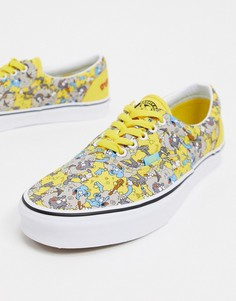 Кроссовки Vans X The Simpsons Itchy and Scratchy Era-Мульти