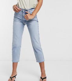 Синие джинсы в винтажном стиле River Island Petite-Синий