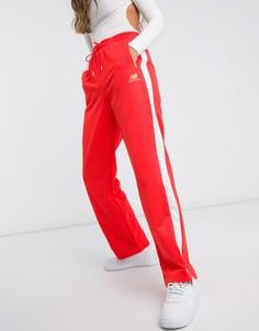Красные джоггеры New Balance-Красный