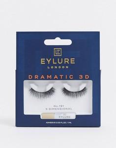 Накладные ресницы Eylure Dramatic 3D - No.191-Черный