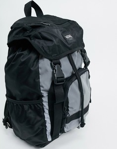Серебристо-черный рюкзак со светоотражающим эффектомVansRanger