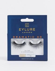Накладные ресницы Eylure Dramatic 3D - No.196-Черный