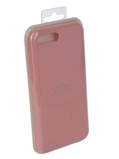 Чехол для APPLE iPhone 7 Plus / 8 Plus Innovation Silicone Case Pink 10277