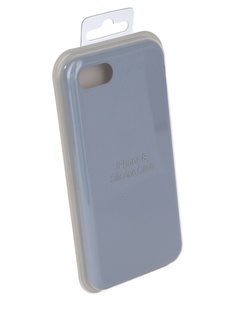 Чехол для APPLE iPhone 7 / 8 Innovation Silicone Case Light Blue 10283