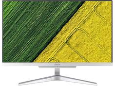 Моноблок Acer Aspire C22-320 Silver DQ.BCQER.006 (AMD A6-9220e 1.6 GHz/4096Mb/256Gb SSD/AMD Radeon R4/Wi-Fi/Bluetooth/Cam/21.5/1920x1080/Windows 10 Home 64-bit)