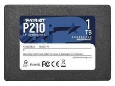 Твердотельный накопитель Patriot Memory P210 1Tb P210S1TB25
