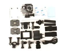Экшн-камера Palmexx 4K Wi-Fi Action Camera UltraHD Black PX/CAM-4K BLA Выгодный набор + серт. 200Р!!!