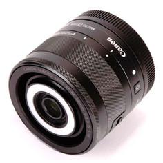 Объектив Canon EF-M 28 mm F/3.5 Macro IS STM