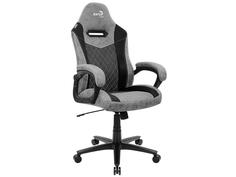 Компьютерное кресло AeroCool Duke Lite Ash Black