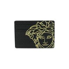 Кожаный футляр для кредитных карт Versace