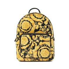 Кожаный рюкзак Versace