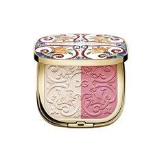 Румяна-хайлайтер для лица Solar Glow, 1 Sweet Pink Dolce & Gabbana