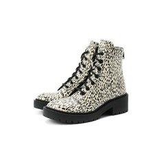 Кожаные ботинки City Kenzo