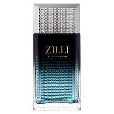 Парфюмерная вода Blue Titanium Zilli