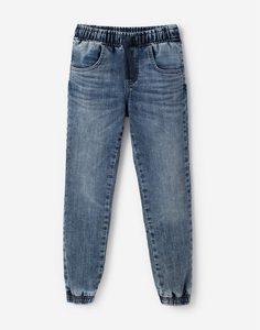 Джинсы-джоггеры для мальчика Gloria Jeans