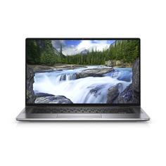 "Ноутбук-трансформер DELL Latitude 9510, 15"", Intel Core i7 10810U 1.1ГГц, 16ГБ, 1ТБ SSD, Intel UHD Graphics , Windows 10 Professional, 9510-7632, серебристый"