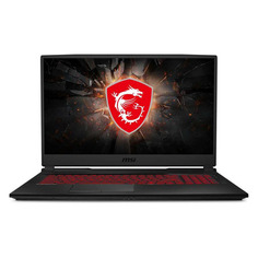 "Ноутбук MSI GL75 Leopard 10SCSR-020XRU, 17.3"", IPS, Intel Core i5 10300H 2.5ГГц, 8ГБ, 1000ГБ, 128ГБ SSD, NVIDIA GeForce GTX 1650 Ti - 4096 Мб, Free DOS, 9S7-17E822-020, черный"