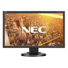 """Монитор NEC MultiSync E233WMi-BK 23"""", черный"""