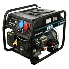 Бензиновый генератор HYUNDAI HHY 10000FE-T, 380/220/12 В, 8кВт