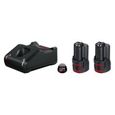 Аккумуляторы для инструмента Батарея аккумуляторная Bosch 1600A019R8 12В 2.0Ач Li-Ion