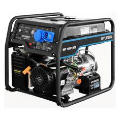 Бензиновый генератор HYUNDAI HHY 7020FE ATS, 230 В, 5.5кВт