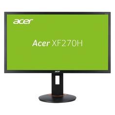 """Монитор ACER XF270HPbmiiprzx 3D, 27"""", черный [um.hx0ee.p07]"""