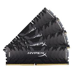 Модуль памяти KINGSTON HyperX Predator HX436C17PB4K4/32 DDR4 - 4x 8ГБ 3600, DIMM, Ret
