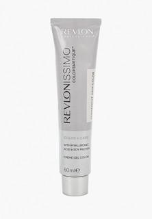 Краска для волос Revlon Professional REVLONISSIMO COLOR SUBLIME для окрашивания 6.13 темный блондин пепельно-золотистый 75 мл