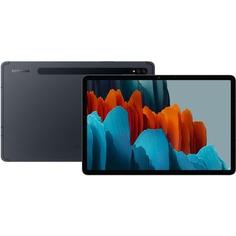 Планшет Samsung Galaxy Tab S7+ Wi-Fi чёрный (SM-T970NZKASER)