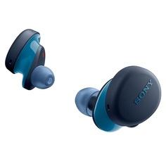 Наушники Sony WF-XB700, синий