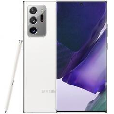 Смартфон Samsung Galaxy Note20 Ultra 5G 512 ГБ белый