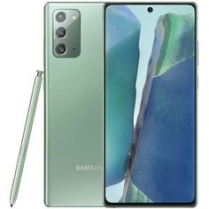 Смартфон Samsung Galaxy Note20 256 ГБ мятный