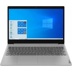 Ноутбук Lenovo IdeaPad 3 Grey (81W40078RU)