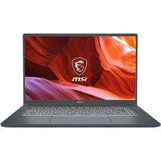 Ноутбук MSI Prestige 15 A10SC-213RU Grey (9S7-16S311-213)