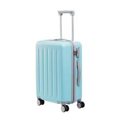 Чемодан Xiaomi NinetyGo PC Luggage 28, голубой