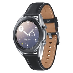 Смарт-часы Samsung Galaxy Watch3 41 мм (SM-R850NZSACIS) Серебро