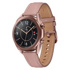 Смарт-часы Samsung Galaxy Watch3 41 мм (SM-R850NZDACIS) Бронза