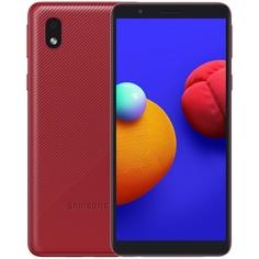 Смартфон Samsung Galaxy A01 Core 16 ГБ красный