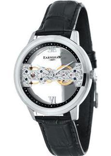 мужские часы Earnshaw ES-8065-01. Коллекция Cornwall Bridge