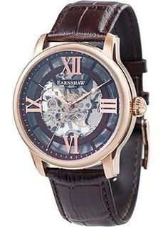 мужские часы Earnshaw ES-8062-02. Коллекция Longitude