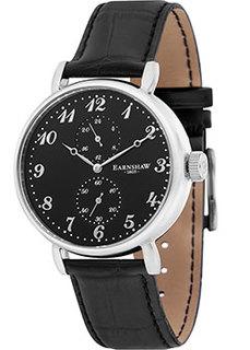 мужские часы Earnshaw ES-8091-01. Коллекция Grand Legacy
