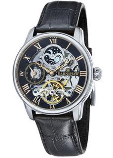 мужские часы Earnshaw ES-8006-04. Коллекция Longitude