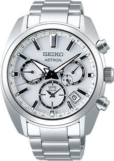 Японские наручные мужские часы Seiko SSH047J1. Коллекция Astron