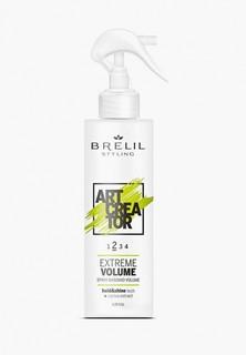 Спрей для волос Brelil Professional ART CREATOR для экстремального объёма, 150 мл