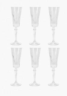 Набор бокалов RCR для шампанского, Timeless, 210 мл (6 шт)